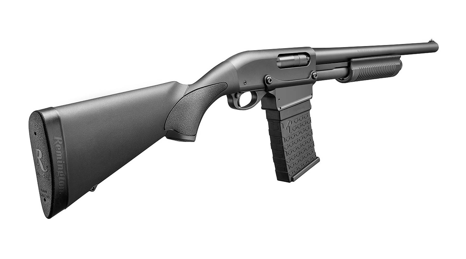 Remington 870 DM-Opening