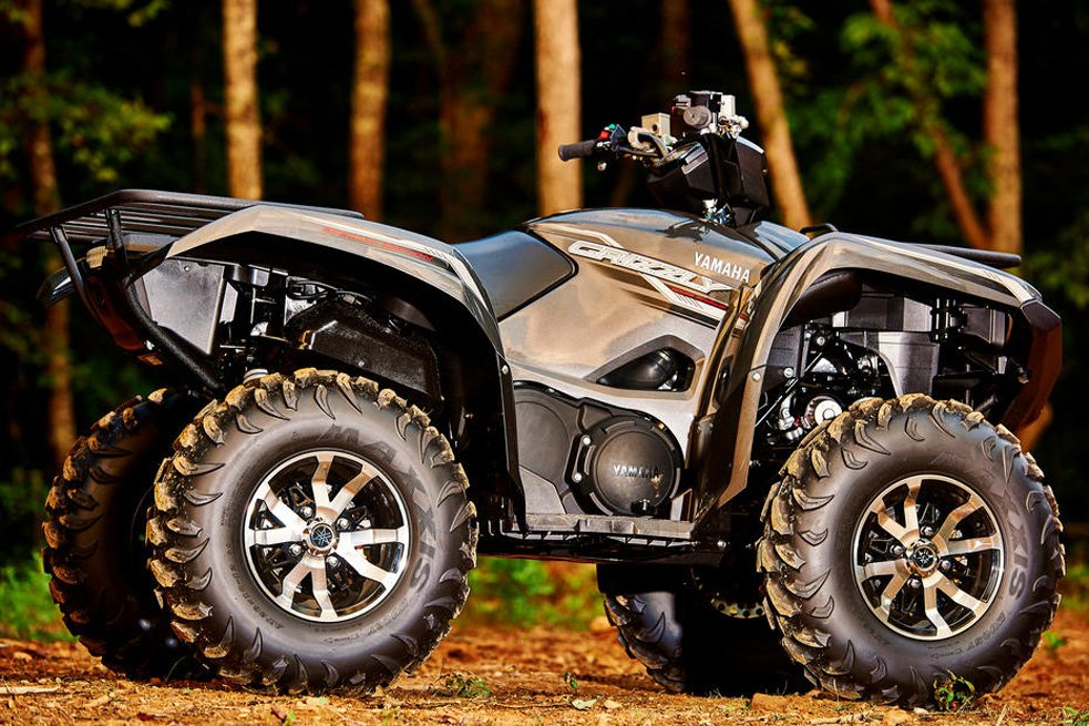 Квадроцикл для охоты Yamaha Grizzly 700